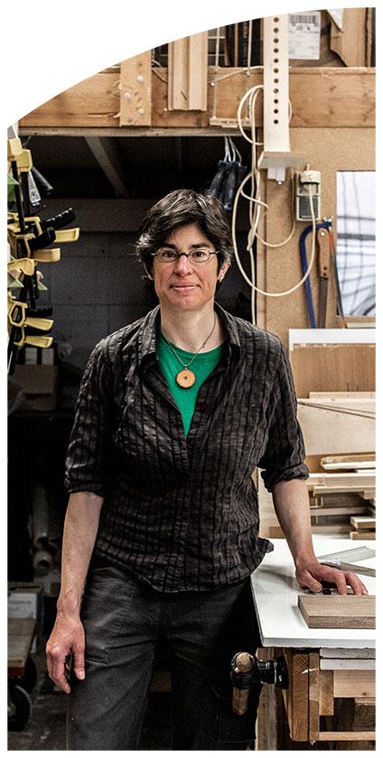 Anja Klimmer | Cirkelhout