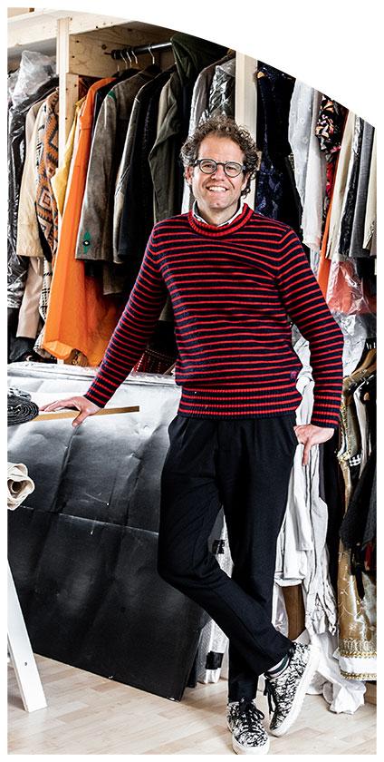 Joost van Wijmen | Kostuumontwerper