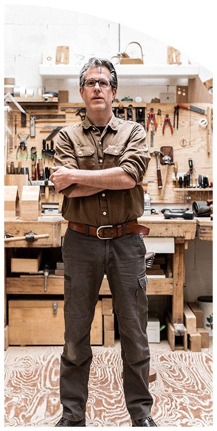 Tom van der Zandt | Ontwerper & Maker